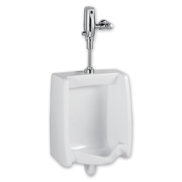 Selectronic Washbrook Urinal with Flush Valve by American Standard