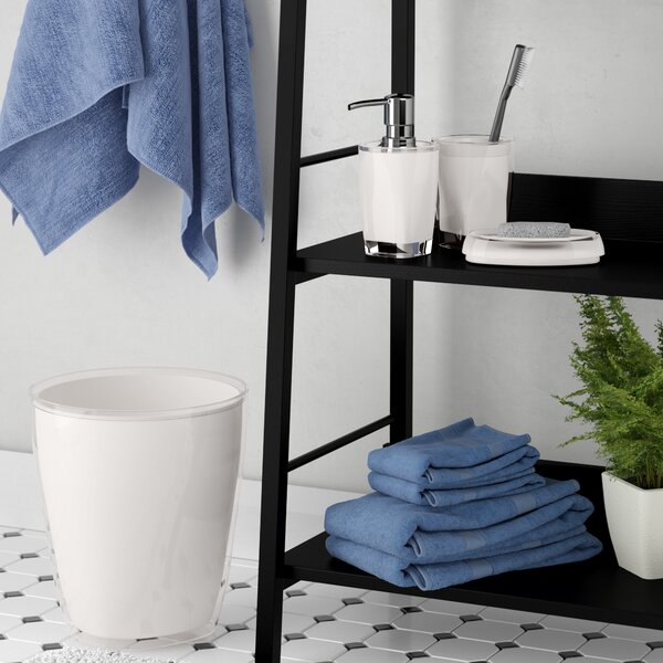 Chacko 4-Piece Bathroom Accessory Set by Latitude Run