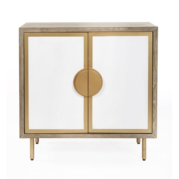 Caddell 2 Door Accent Cabinet by Corrigan Studio Corrigan Studio