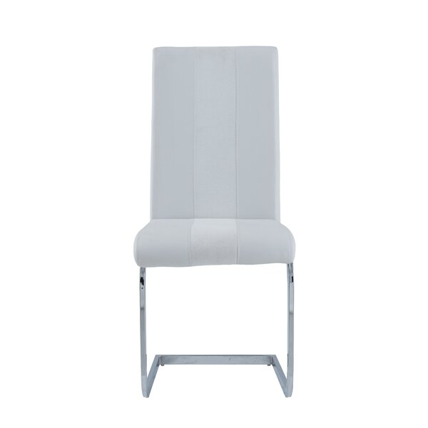 Lady Upholstered Dining Chair by Orren Ellis