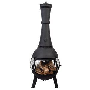 Stove Cast iron Wood Burning Chiminea