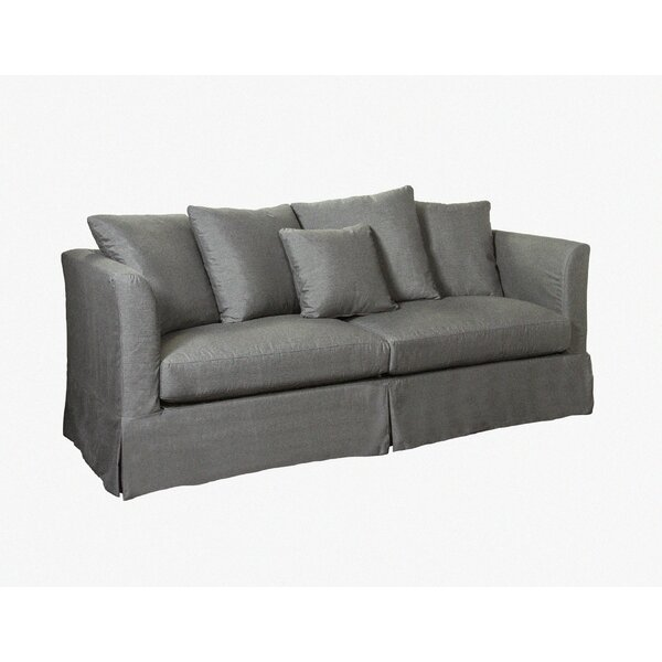 Colburn Patio Sofa with Sunbrella Cushions by Canora Grey Canora Grey