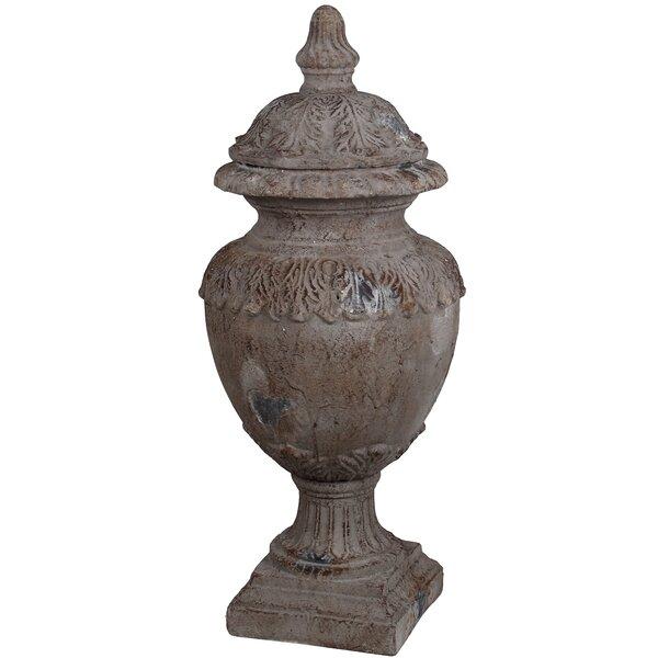 Ceramic Urn Planter by Privilege