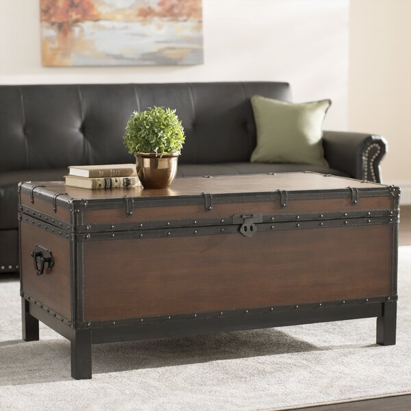 Glenway Coffee Table with Lift Top by Alcott Hill