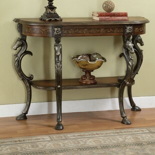 Compare Berkhamstead Wild Horses Console Table By Astoria Grand