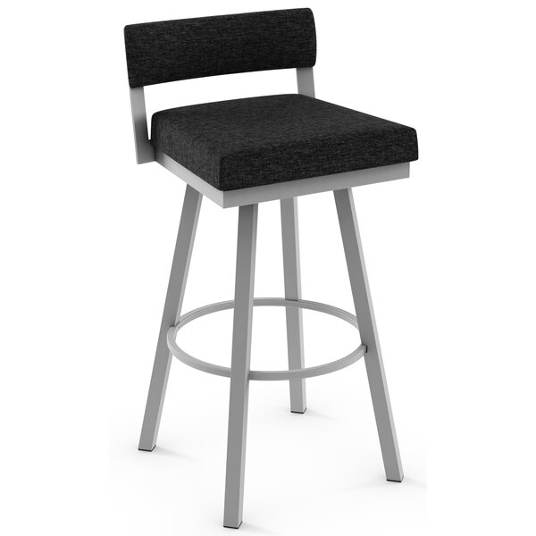 Lowndesboro Swivel Bar Stool by Latitude Run