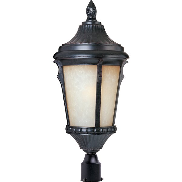 Rabana Outdoor Post Lantern by Beachcrest Home