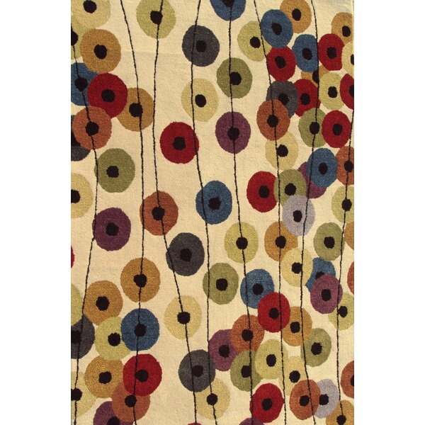 Nye Hand-Tufted Area Rug by The Conestoga Trading Co.