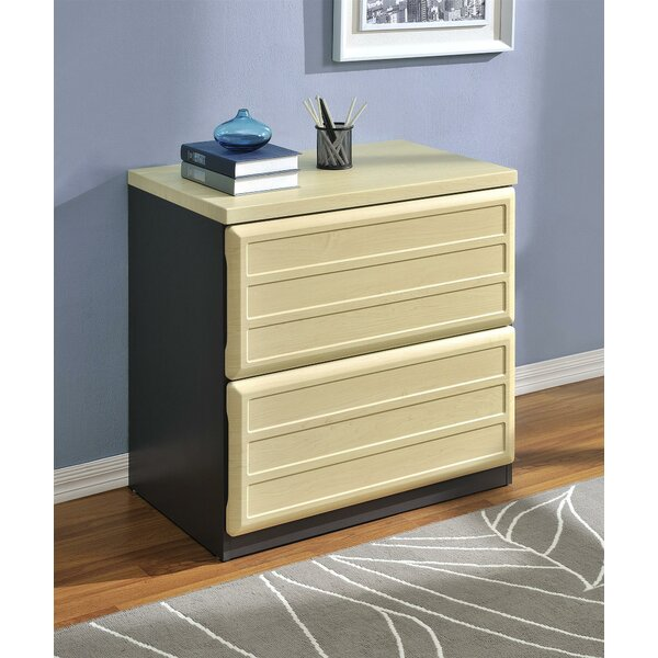 Bataan 2-Drawer File Cabinet by Red Barrel Studio