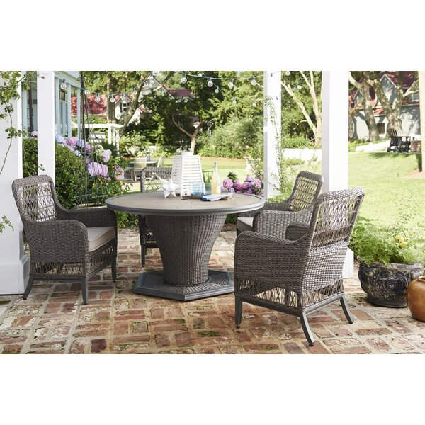 Dogwood 5 Piece Dining Set by Paula Deen Home