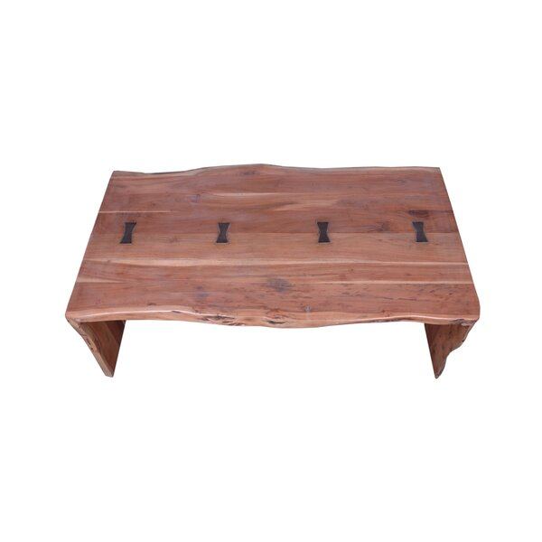 Jaren Coffee Table by 17 Stories