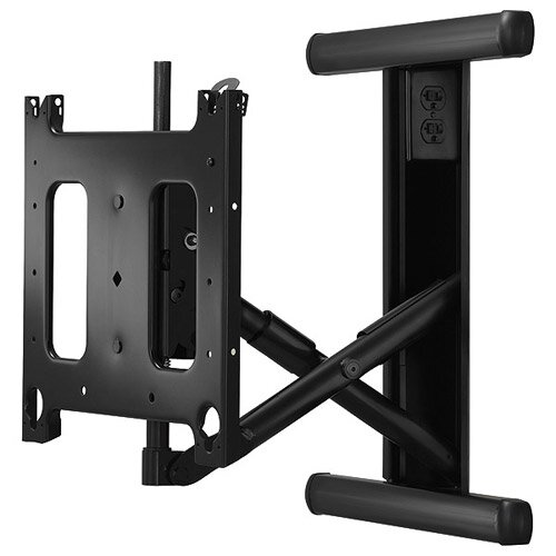 Large Articulating Arm In-Wall Mount for 15 Flat Panel Screens by Chief Manufacturing