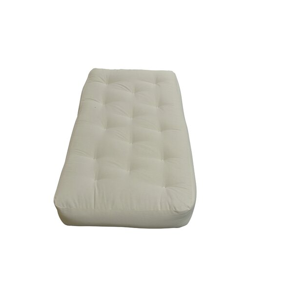 8 Cotton Chair Size Futon Mattress by Gold Bond