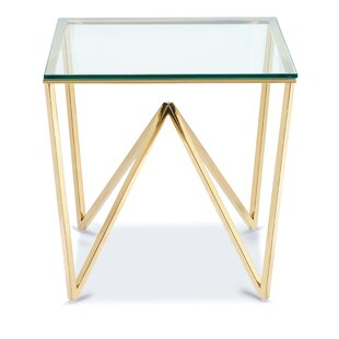 Shayla End Table by Orren Ellis