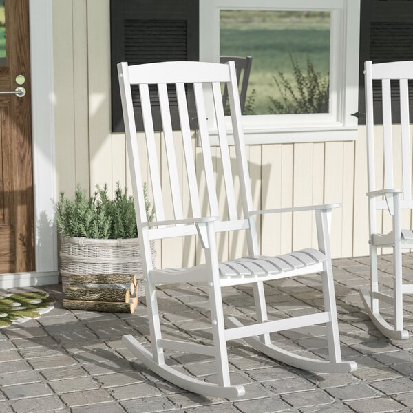Elda Rocking Chair by August Grove