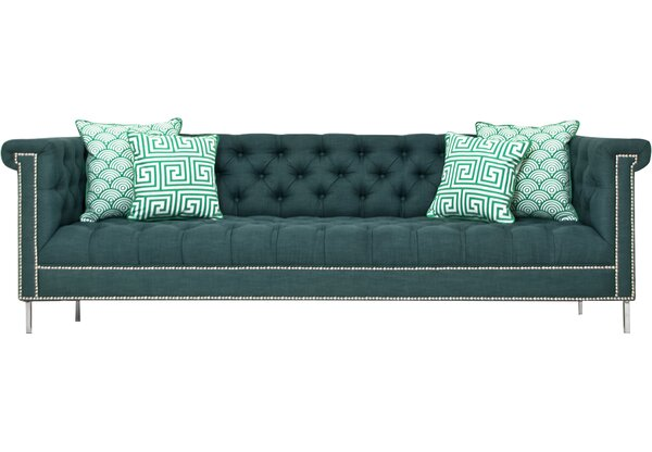 Purchase Online Sinatra Chesterfield Sofa by ModShop by ModShop