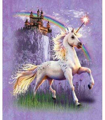 Unicorn Blanket Wayfair