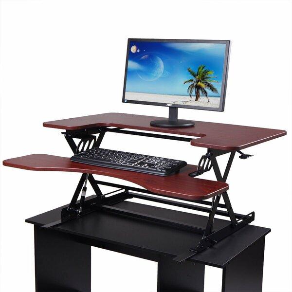 Hamlet Height Adjustable Standing Desk Converters