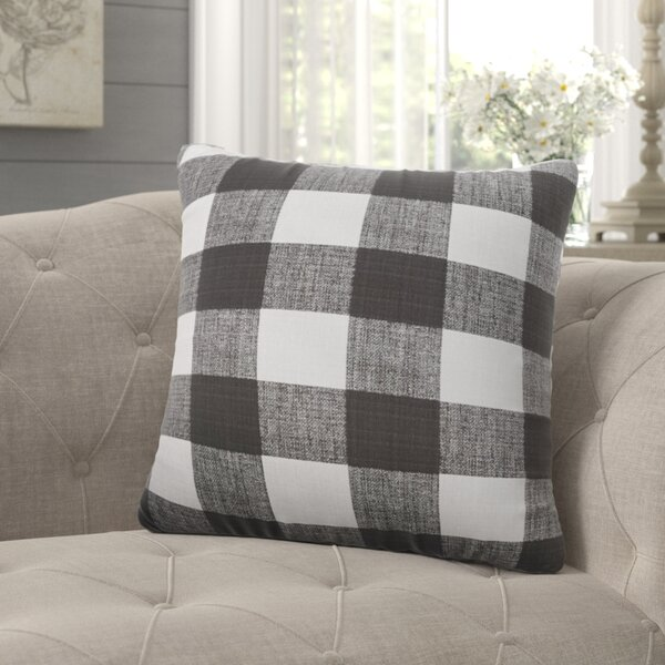 Barnell Buffalo Outdoor Throw Pillow (Set of 2) by Gracie Oaks
