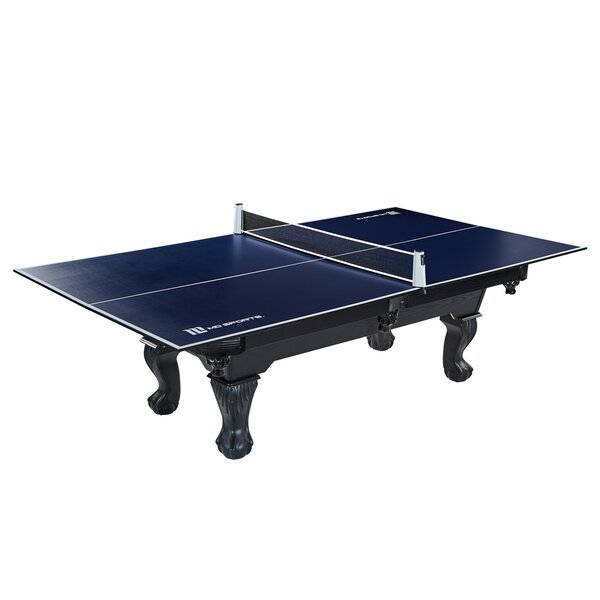 Folding Conversion Top Table Tennis Table by MD Sports