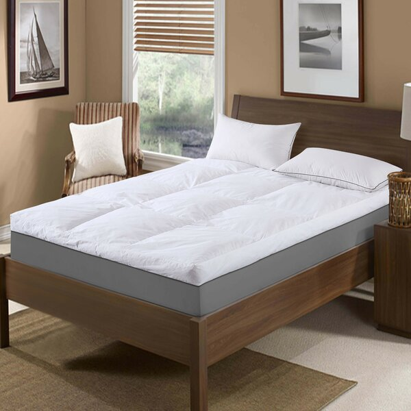 Shop 171 Simmons Curv 4 Gel Memory Foam Mattress Topper