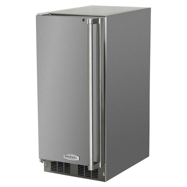 Outdoor 24-inch 2.7 cu. ft. Undercounter Refrigeration by Marvel
