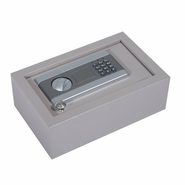 Safe Box with Electronic Lock by HomComSafe Box with Electronic Lock by HomCom