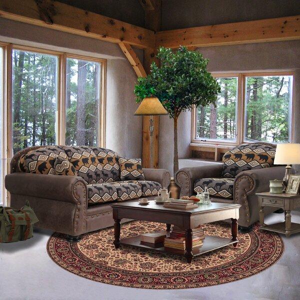 Kendall Configurable Living Room Set by Loon Peak Loon Peak