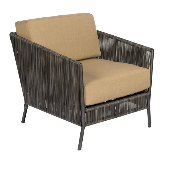 Sonata Patio Chair with Cushions by Woodard