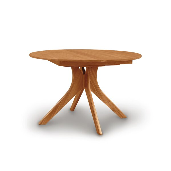 Audrey Extendable Dining Table by Copeland Furniture