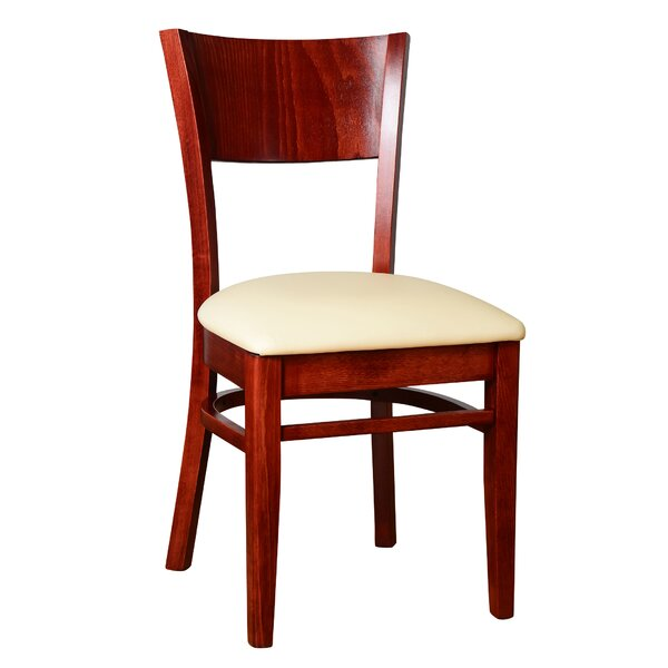 Rachel Solid Wood Dining Chair (Set of 2) by Benkel Seating