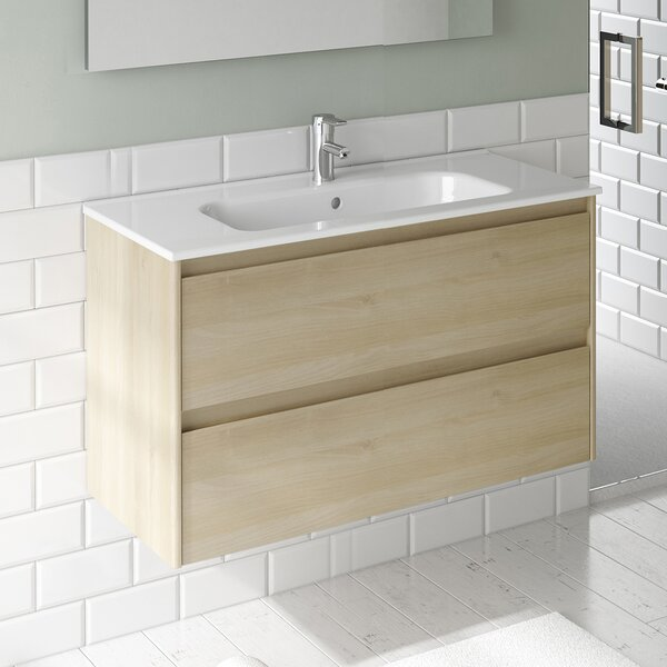 Ambra 24 Single Bathroom Vanity Set by WS Bath CollectionsAmbra 24 Single Bathroom Vanity Set by WS Bath Collections
