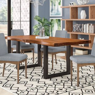 Linde Dining Table By Brayden Studio