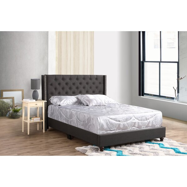 Connolly Upholstered Standard Bed by Mercer41