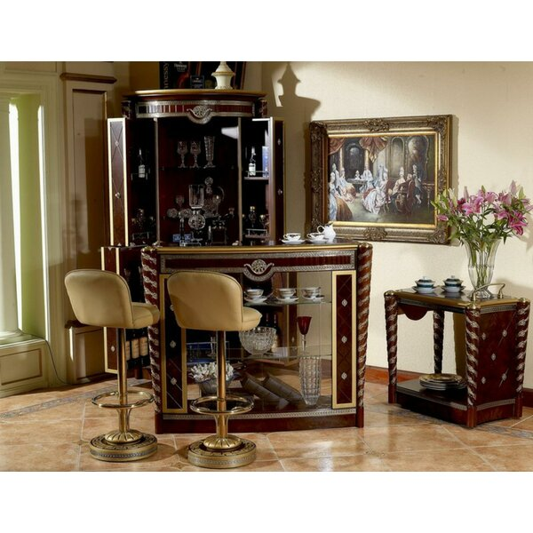 Theodora Pub Table By Astoria Grand Today Sale Only