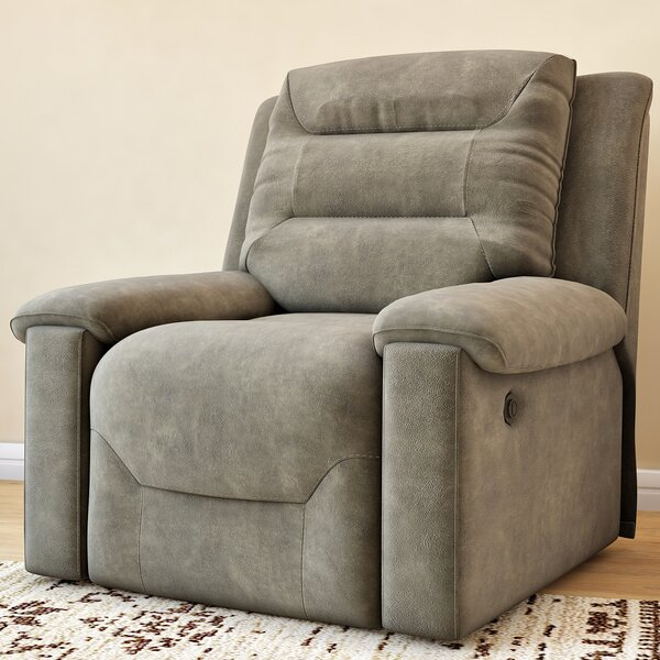 Tressider Manual Rocker Recliner by Loon Peak