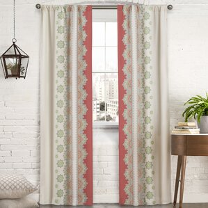 mantra semiopaque thermal rod pocket curtain panels set of 2