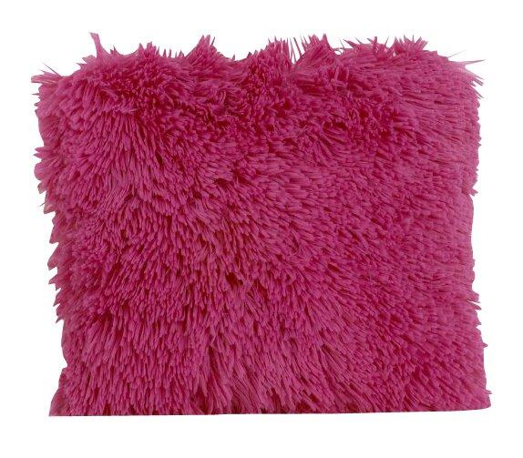 Hottsie Dottsie Fur Throw Pillow by Cotton Tale