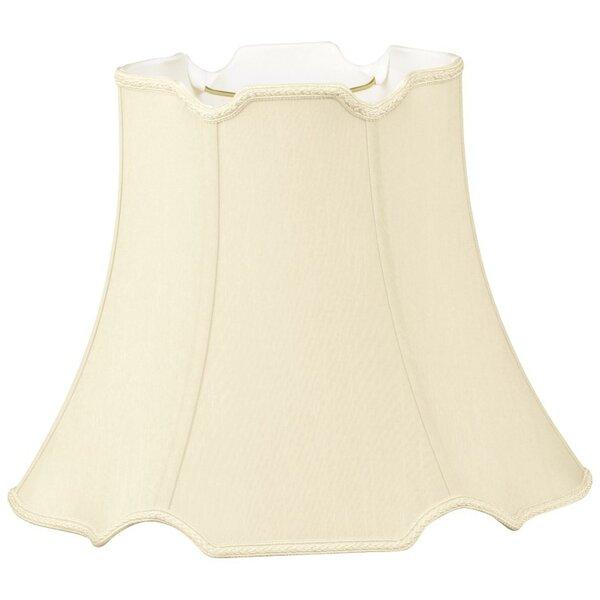 Timeless 18 Silk/Shantung Bell Lamp Shade by Royal Designs
