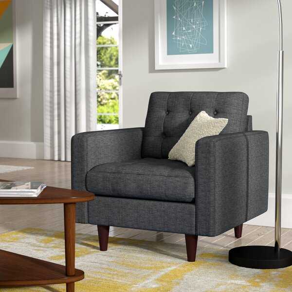 Janeen Armchair by Langle...