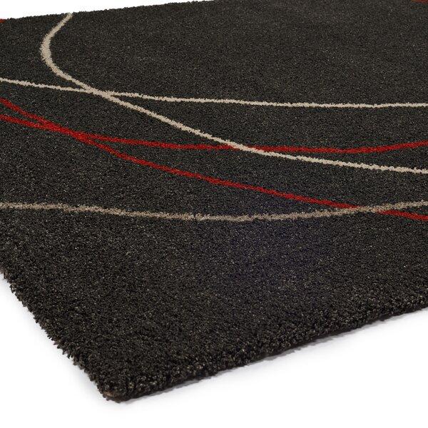 Portland Black Area Rug by Rug Modern