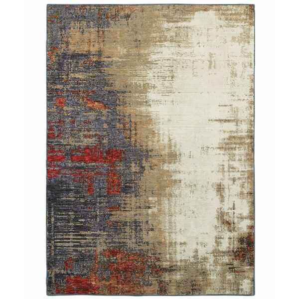Knox Ivory Area Rug by Williston Forge
