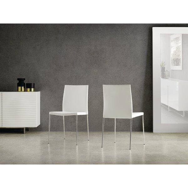 Aldo Side Chair (Set of 2) by Casabianca Furniture
