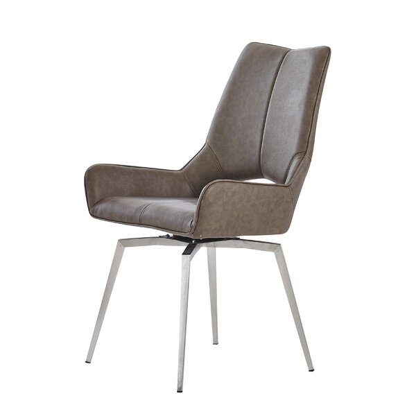 Kimbell Bucket Upholstered Dining Chair by Brayden Studio