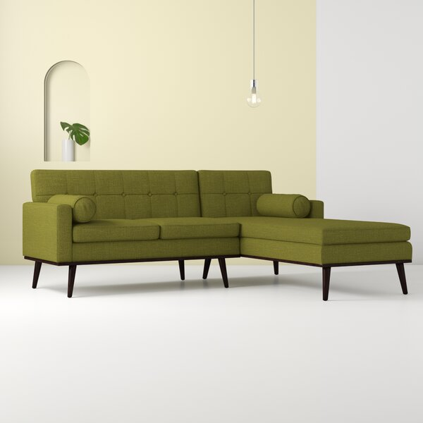 Catalina 55'' Right Hand Facing Modular Sectional By Hashtag Home