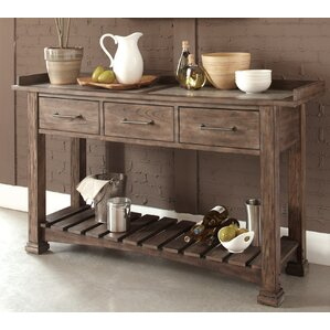Stone Brook Console Table by Liberty Furniture