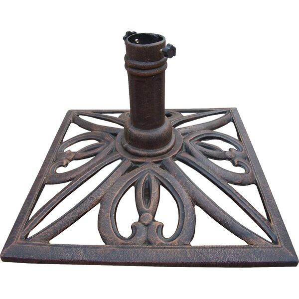 Free Standing Square Umbrella Base by Oakland Living