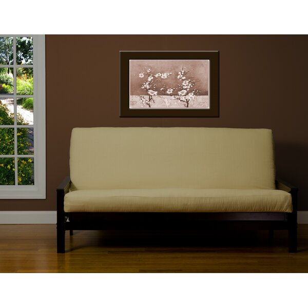 Box Cushion Futon Slipcover By Red Barrel Studio Best #1