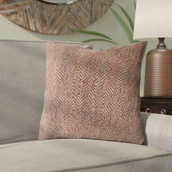 Piscitelli Luxury Throw Pillow by Bloomsbury Market