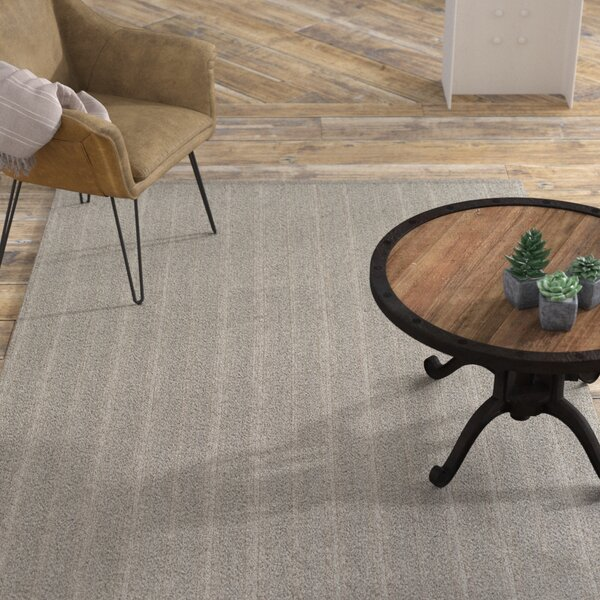 Philip Hand-Woven Taupe Indoor/Outdoor Area Rug by Williston Forge
